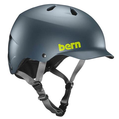 バーン Bern WATTS Matte Muted Teal [ヘルメット][ワッツ][自転車][バイク][スポーツ][メンズ][2017年モデル][12/18 13:59まで ポイント10倍]