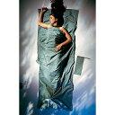 コクーン Cocoon CT14 トラベルシーツ コットン カクタスブルー [スリーピングバッグ用ライナー][寝袋シーツ][アウトドア用寝具][キャ..