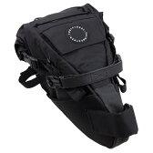 送料無料 FAIRWEATHER フェアウェザー SEAT BAG シートバッグ black ブラック [サドルバッグ][フレームバッグ][自転車用バッグ]【0722retail_coupon】