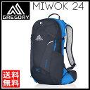 Gregory グレゴリー Miwok 24 NavyBlue [ミウォック][バックパック]