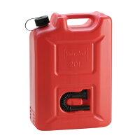 ヒューナースドルフ Hunersdorff Fuel Can Pro 20L Redの画像