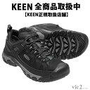 キーン KEEN Mens Targhee Exp WP Black/Steel Grey ターギー 防水 トレッキングブーツ メンズ 6/28 9:59まで ポイント10倍