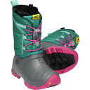 【vic2セール】 キーン KEEN Youth Lumi Boot WP Parasailing/Dusty Aqua ルミブーツ 防水 スノーブーツ キッズ 子供用 2/22 9:59まで ポイント10倍