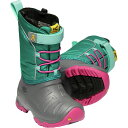 【vic2セール】 キーン KEEN Children Lumi Boot WP Parasailing/Dusty Aqua ルミブーツ 防水 スノーブーツ キッズ 子供用 2/22 9:59まで ポイント10倍