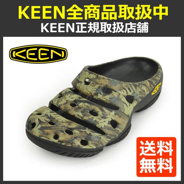 KEEN キーン Mens Yogui Arts CamoGreen [サンダル][メンズ…...:vic2rak:10004443
