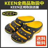 KEEN ������ Mens Yogui Black/Yellow/Green [�襮][�������][���]��0722retail_coupon��