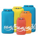 シールライン SealLine BlockerLite Dry Sack イエロー 10L ドライバッグ 防水パッキング スタッフバック トラベルバッグ