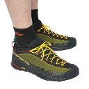 ラ スポルティバ LA SPORTIVA TX2 Black/Yellow [トラバース][登山靴][トレッキング][ハイキング][シューズ][メンズ][ブラック][イエロー][2/23 13:59まで ポイント10倍]