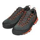 送料無料 ラ スポルティバ LA SPORTIVA TX4 GTX Carbon/Flame [トラバース][X4][ゴアテックス][登山靴][シューズ][トレッキング][メンズ][GORE-TEX]