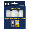 ポイント3倍 3/1 11:59まで UCO Candle Lantern スペアキャンドル [キャンドル][ろうそく][スペア]