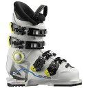 サロモン(SALOMON) 17 X MAX 60 T M 394415 ジュニア スキーブーツ (Jr)