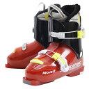 スノーカービング(SNOW CARVING) ジュニア スキーブーツ MOVE2 310SC9NS5513 RED (Jr)