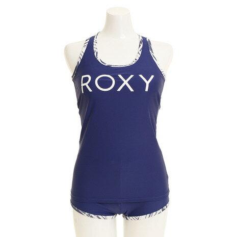 roxy|ロキシー(ROXY) 水着 レディース バッククロス タンキニ DEEP WATER 18SPRSW1810...