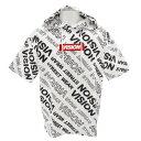 ショッピング価格 VISION ロゴ総柄パーカー 9523105-06OFF オンライン価格 (Men's)
