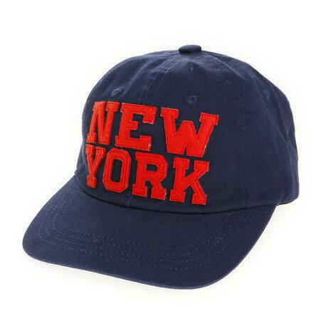 ノーブランド(NO BRAND) 【多少の汚れ等訳あり大奉仕】NEW YORK 01 キャップ 41T-XKR-2642 (Jr)