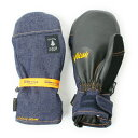 VOLUME PERFORMANCE MITT 16 PERFORMANCE MITT DENIM メンズウインターグローブ (Men's、Lady's)