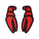 クラブグラブ(CRABGRAB) スノーボード 20-21 デッキパッドメガクロー BKRE (メンズ、レディース)