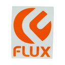 FLUX ステッカー FLUXDIECU