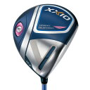 ゼクシオ(XXIO) ゴルフクラブ レディース ゼクシオ11 ドライバー (ロフト12.5度) MP1100L 日本正規品 XXIO11 (レディース)