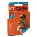 キネシオロジテーププロ(KT TAPE PRO) ケーティーテーププロ ロールタイプ 15枚入り KTR1995 LBLU (メンズ、レディース)