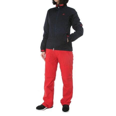 アディダス(adidas) CLIMAPROOF レインスーツ CCM86-N67881 ネイビー 【17春夏】 (Lady's) 【☆ポイント10倍☆最大15%offクーポン☆1,980円以上送料無料】ヴィクトリアゴルフ