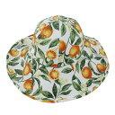 キャロウェイ(CALLAWAY) オレンジリバーシブルハット (レディースハット) 241-184960-030 【15春夏】 (Lady's)
