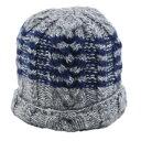 ロサーセン(ROSASEN) シャギーニット帽 (レディースニット帽) 046-52010 13 【15秋冬】 (Lady's)