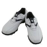 フットジョイ(FootJoy) 16 EXL スパイクボア WT/NV (メンズゴルフシューズ) 45144J 【2016年モデル】 (Men's)