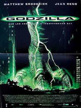 GODZILLA/ゴジラ =Sサイズ=ポスター 映画 ヴィンテージ 海外ポスター