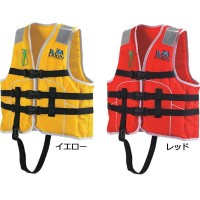 国土交通省型式承認ライフジャケット 小型船舶小児用救命胴衣 Jr-1S型の画像