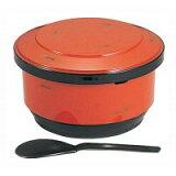 エンテック 日本製 飯器 二人用 根来 ABS樹脂  N-92 送料込!【代引?同梱?ラッピング不可】