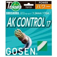 GOSEN(ゴーセン) ウミシマ AKコントロール17 TS721Wの画像