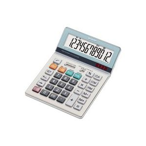 (業務用20セット) シャープ SHARP 大型電卓 EL-S752K-X 送料無料!:生活雑貨のお店!Vie-UP 電子手帳・電卓 電卓 事務用品 まとめお得セット