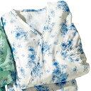 【ポイント2倍】2重ガーゼの湯上りパジャマ 【オフホワイト LL : LL】