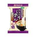【まとめ買い】アマノフーズ にゅうめん とろみ醤油 14g(フリーズドライ) 48個(1ケース) 送料無料!