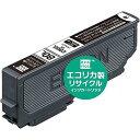 リサイクルインクカートリッジ EPSON ICBK80L 黒色(染料) ECI-E80L-B