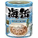 海缶ミニ しらす入りかつお 60g×3缶 単品