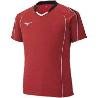 プラクティスシャツ V2MA9087 カラー:62 サイズ:XSの画像