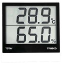 TDTHYTRUSCO デジタル温湿度計8579447