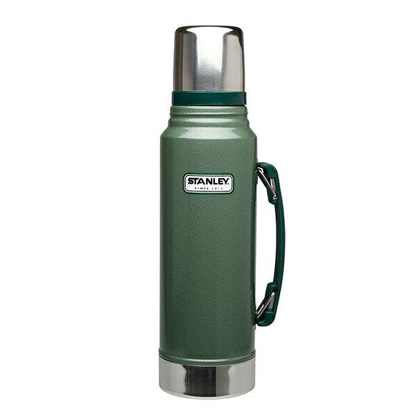 スタンレー クラシック真空ボトル 1L グリーン