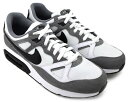 NIKE AIR MAX SPAN WHITE/BLACK-SPORT GREY ナイキ エア マックス スパン