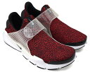 NIKE SOCK DART QS GYM RED/BLAC...