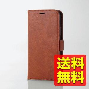 iPhoneXs iPhoneX ケース カバー 手帳型 レザー サイ