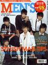 MEN`S 髪型書No.7(辰亦儒 記事)