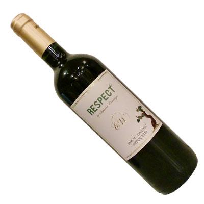 【ボルドー】【赤ワイン】リスペクト 2010[フランス][フルボディー]