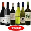南アフリカの実力が分る ソムリエ麦ちゃん厳選赤白6本セット赤ワイン3本 白ワイン3本【送料無料】【ワインセット】