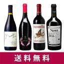 【予約販売】【送料無料】【赤ワインセット】【新酒ワイン】ヴィーノ・ノヴェッロ 2016 4本セット10月30日解禁! お届けは10月30日以降となります