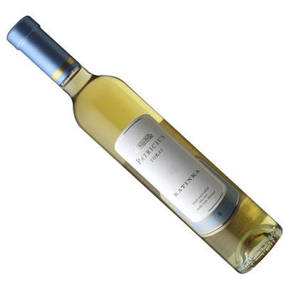 【ハンガリー】【白ワイン】トカイ フルミント レイト・ハーヴェスト カティンカ 2015 パトリシウス 375ml [甘口]