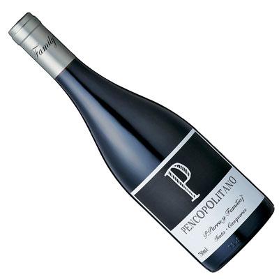 【チリワイン】【赤ワイン】ペンコポリターノ 2014 ペドロ・パッラ・イ・ファミリア[フルボディー]