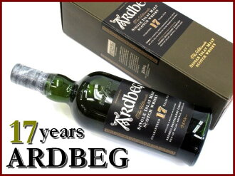 Ardbeg 17 year old ARDBEG Scotland IRA 700ml/40度